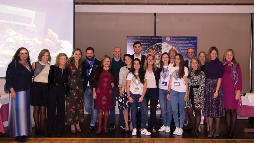 """El proyecto """"Nuevo Amanecer"""" de El Salvador recibirá 15.000 euros recaudados en una cena solidaria en Bilbao"""