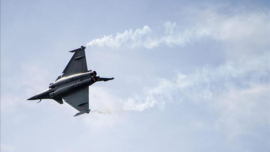 Airbus cede un 8 por ciento de Dassault Aviation