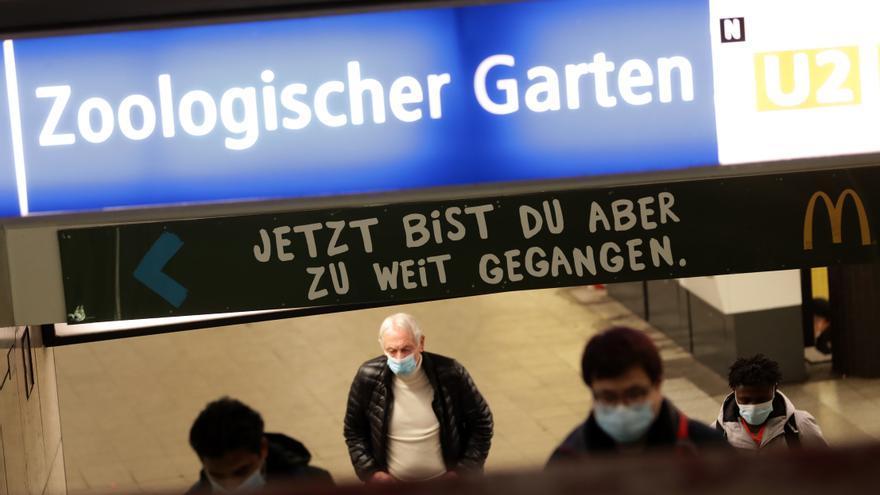 Alemania registra 6.729 nuevos contagios y 217 muertos en 24 horas