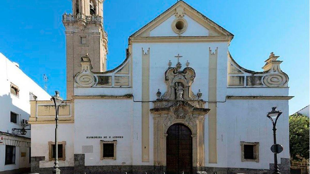 Iglesia de San Andrés en Córdoba.
