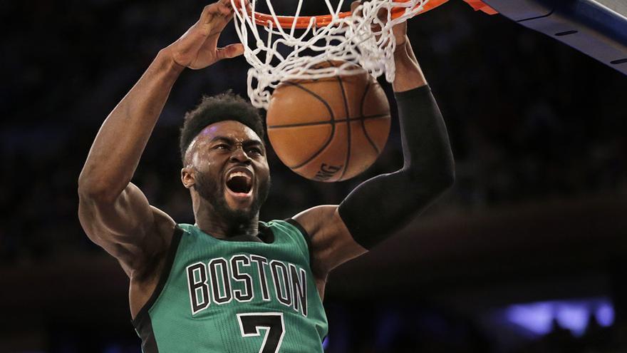 Jaylen Brown, jugador de los Boston Celtics, estará en Córdoba.
