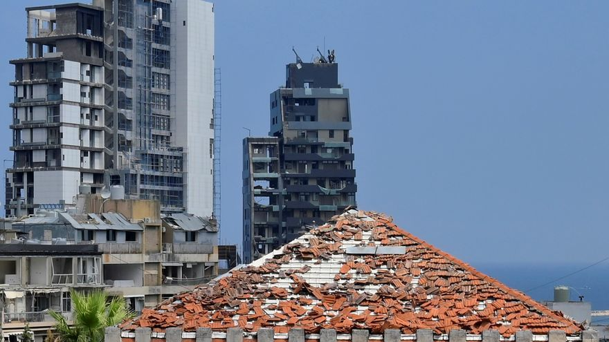 Víctimas explosión de Beirut piden investigación internacional y no libanesa