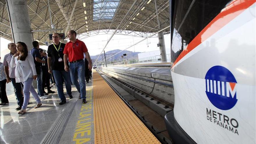 El Gobierno anunciará el consorcio que construirá la línea 2 del Metro de Panamá