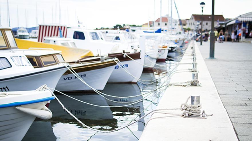 Viajar haciendo barcostop