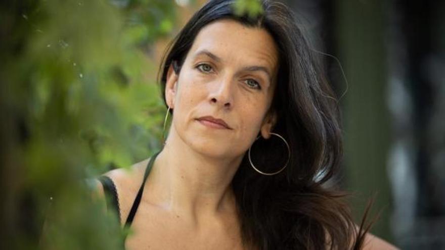 Carlota Gurt, autora de 'Sola'