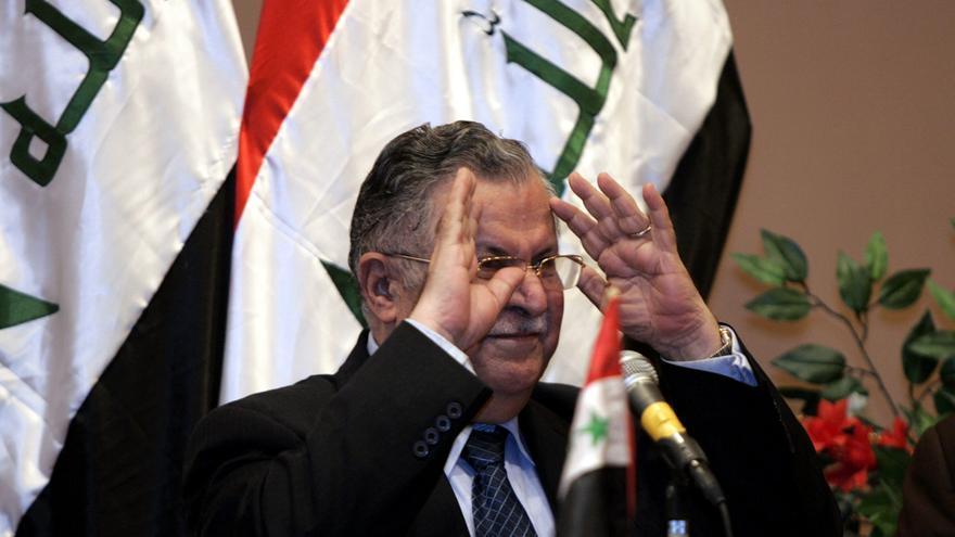 El presidente iraquí comienza su rehabilitación tras sufrir un coágulo cerebral