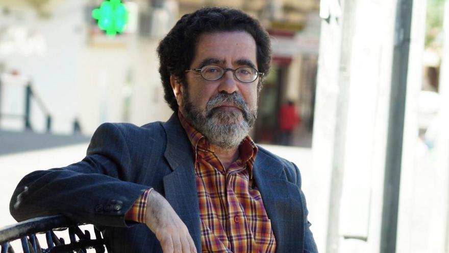 El periodista y escritor Mariano Sánchez Soler