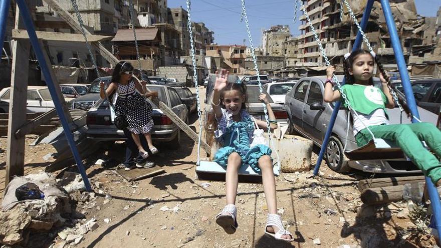 La OLP recuerda a los refugiados palestinos en el 35 aniversario de Sabra y Chatila