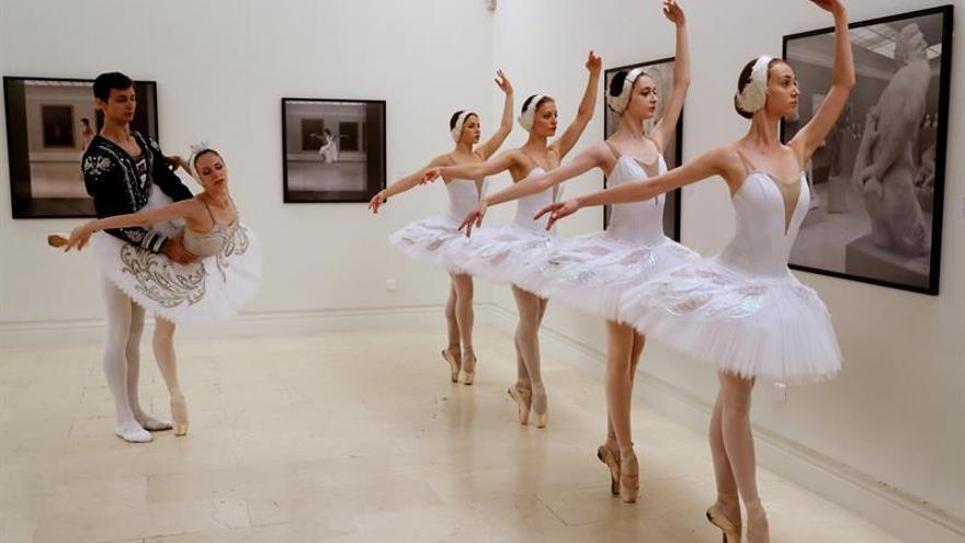 """El Ballet de San Petersburgo """"asalta"""" la Academia de Bellas Artes"""