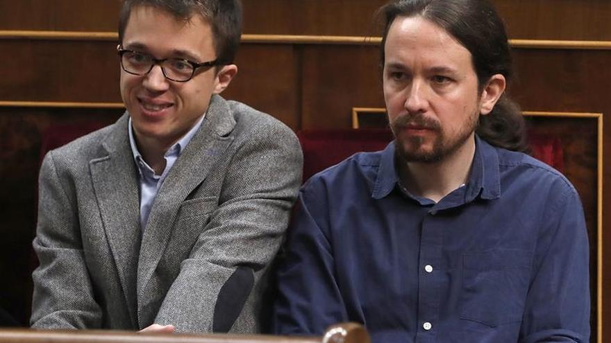 """Iglesias ve en el discurso del Rey """"un tiempo que ya pasó"""""""