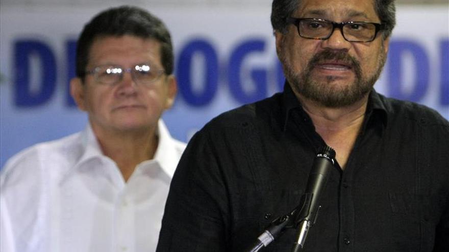 Las FARC anuncian que no incorporarán a sus filas a menores de 17 años