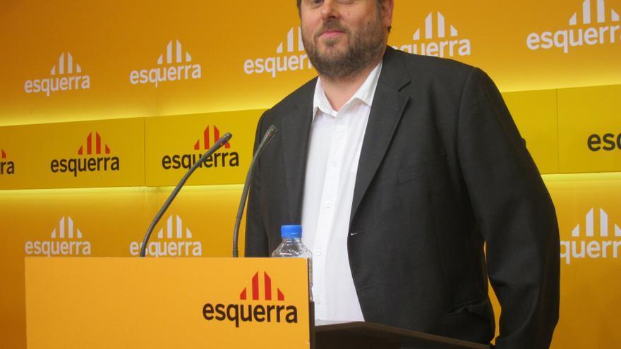 """ERC afirma que Cataluña no se acogería al Fondo si no sufriese """"expolio fiscal"""" anual de 16.000 millones"""