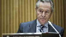 Miguel Blesa, durante una comparecencia en el Congreso.