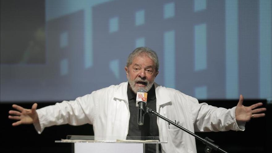 Lula declara a la Policía que no participó en nombramientos de Petrobras