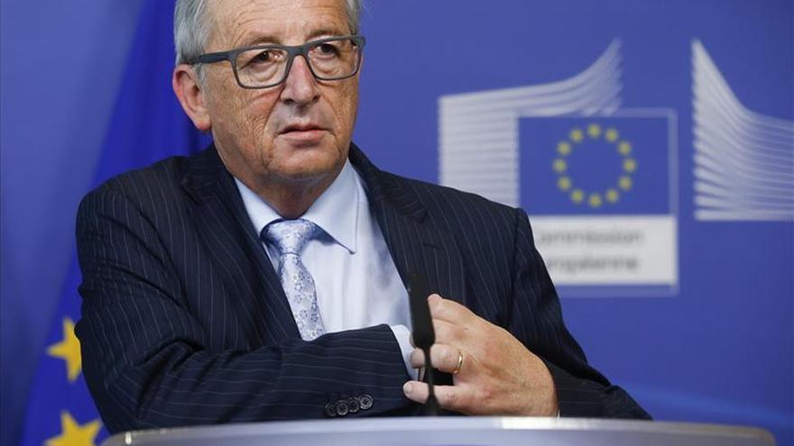 """Juncker cree que un """"no"""" en el referendo """"debilitará radicalmente"""" a Grecia"""
