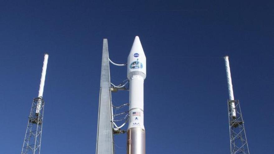 La NASA lanza un nuevo satélite de comunicaciones de tercera generación