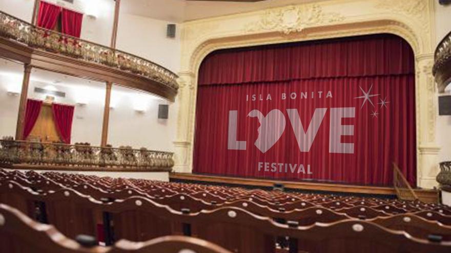 Teatro Circo de Marte de Santa Cruz de La Palma, donde se celebrará el acto de apertura del 'Isla Bonita Love Festival'.