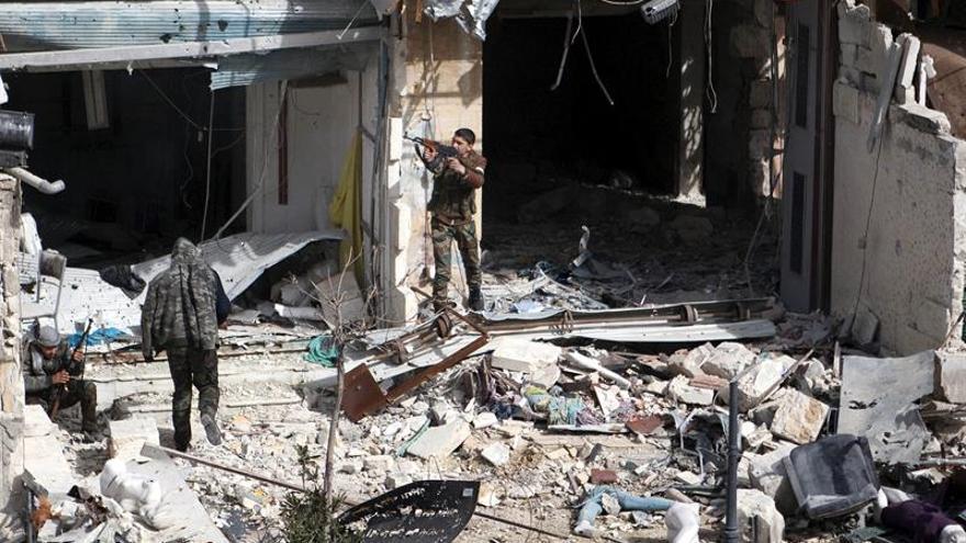 El Pentágono no ve riesgo de choque en Siria con fuerzas y aliados de Asad