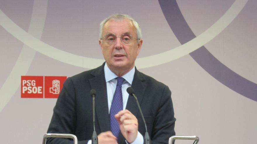 """Pachi Vázquez anuncia una campaña e iniciativas para que el Gobierno """"paralice"""" la reforma de la Ley de Régimen Local"""