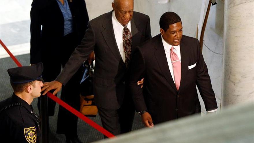 Una jueza de EE.UU. abre juicio contra Bill Cosby por abusos sexuales