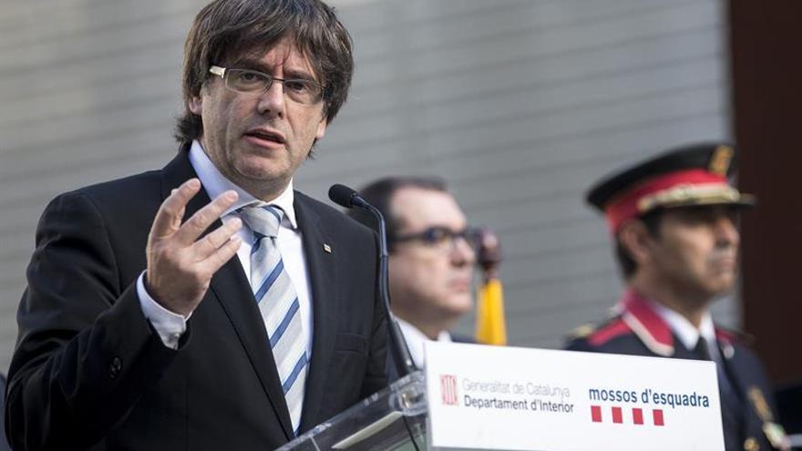 Puigdemont: Con mayorías habrá independencia diga lo que diga la Constitución