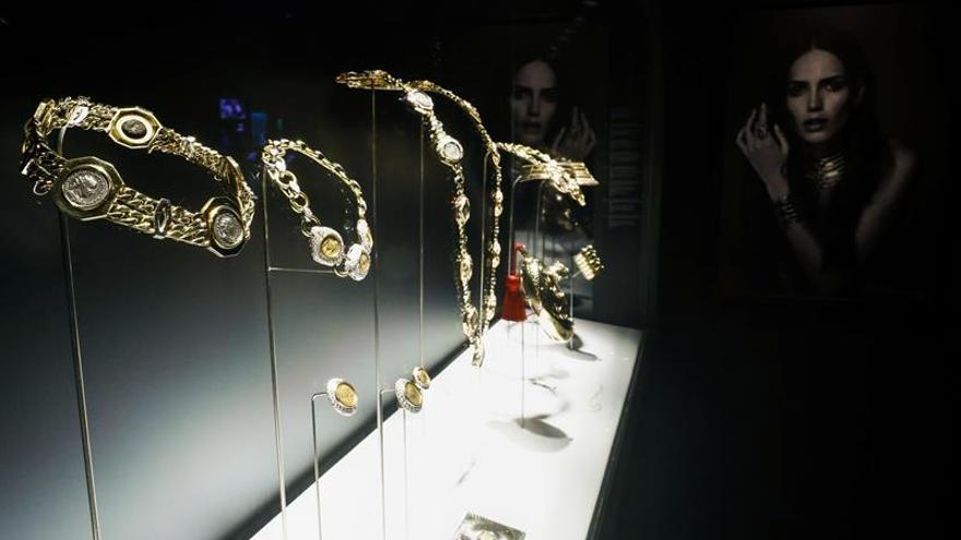 Bulgari desvela su idilio con Roma en el Museo Thyssen