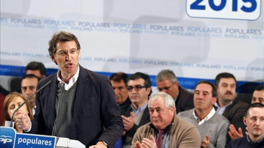 Feijóo garantiza la estabilidad con los 7 candidatos del PP en las ciudades