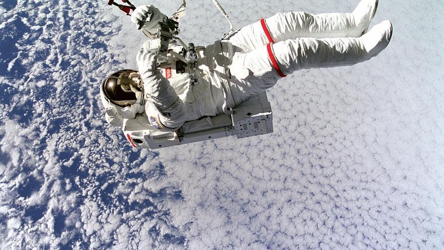 La realidad virtual se utiliza para enseñar a los astronautas a adaptarse al entorno espacial