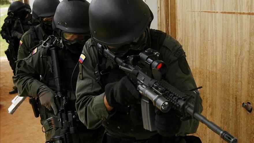 Dos turistas españoles están secuestrados desde el viernes en Colombia