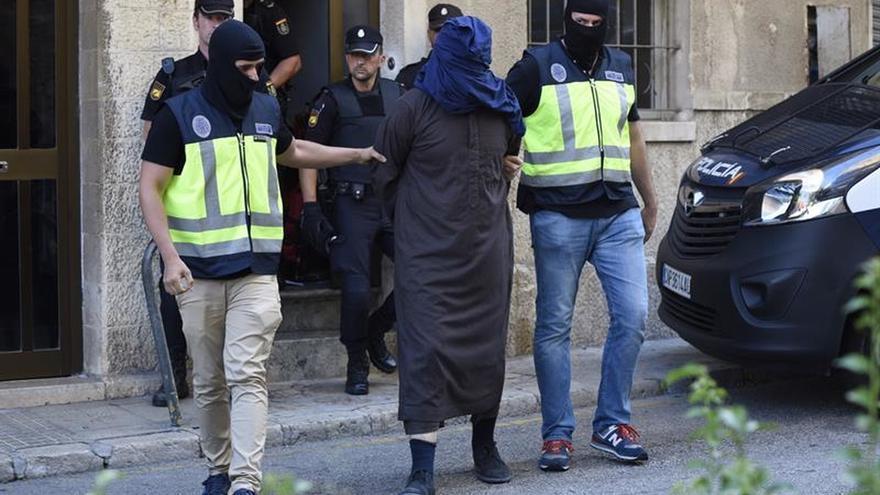 """Uno de los yihadistas detenidos en Mallorca planeó una """"matanza"""" en Inca"""