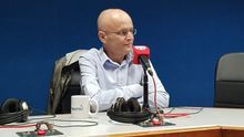 Ramón Trujillo, en la entrevista en Radio Marca Tenerife