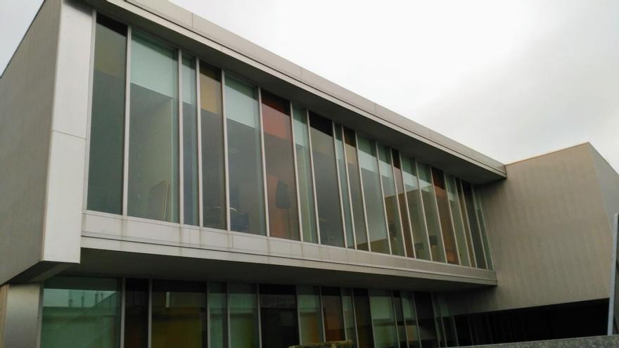 Instalaciones del CEGADI en Santiago, a donde la fundación que tutela personas adultas se ha trasladado recientemente
