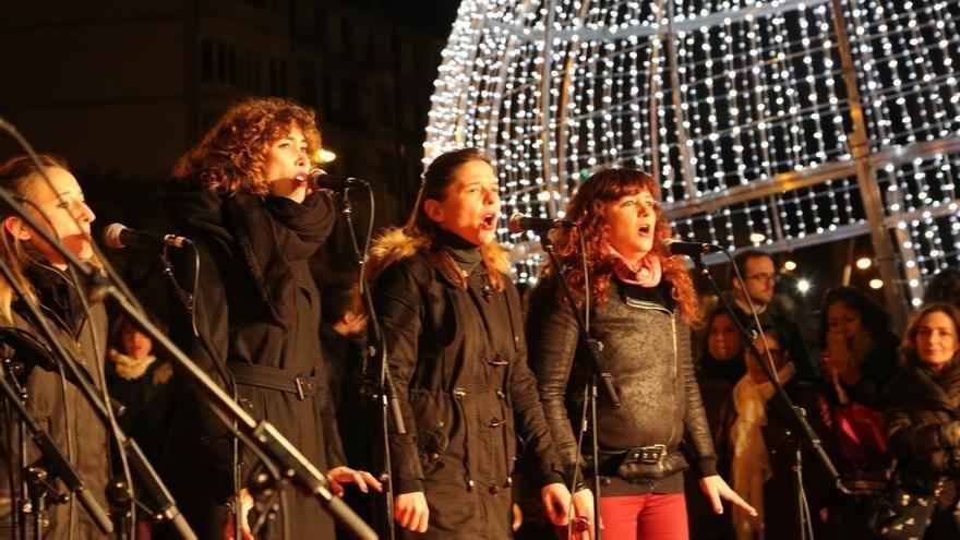Bilbao celebrará este sábado 30 conciertos, actuaciones y animaciones para animar compras navideñas en el comercio local