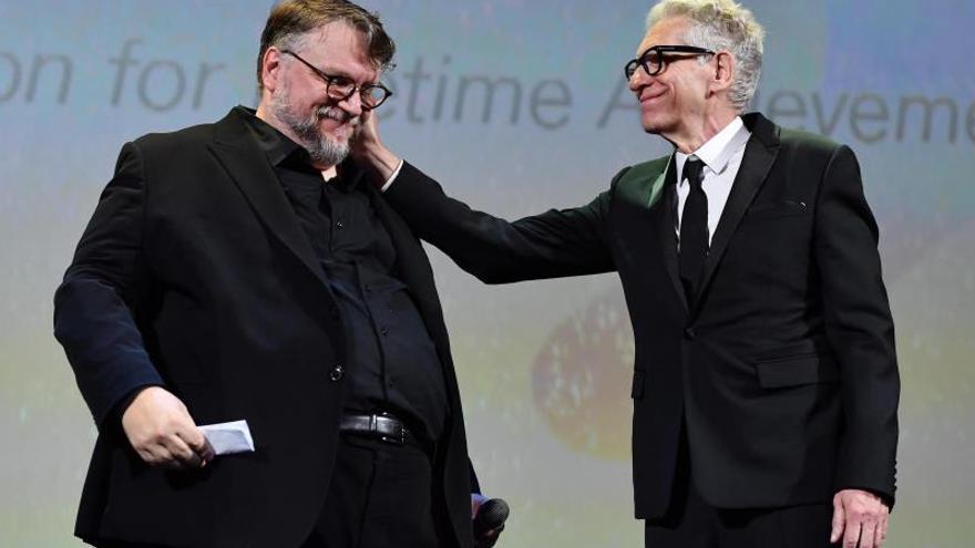 Guillermo del Toro anuncia hoy el León de Oro de la 75 edición de la Mostra
