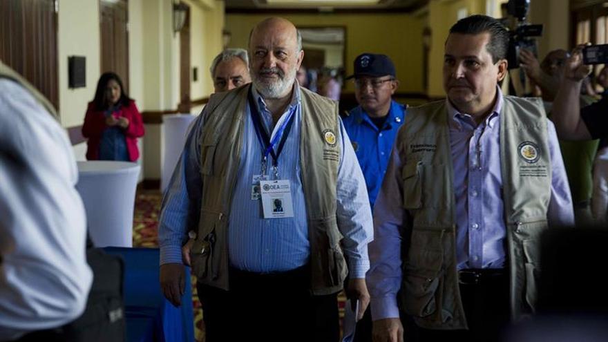 La Misión de la OEA en Nicaragua recomienda una reforma electoral integral