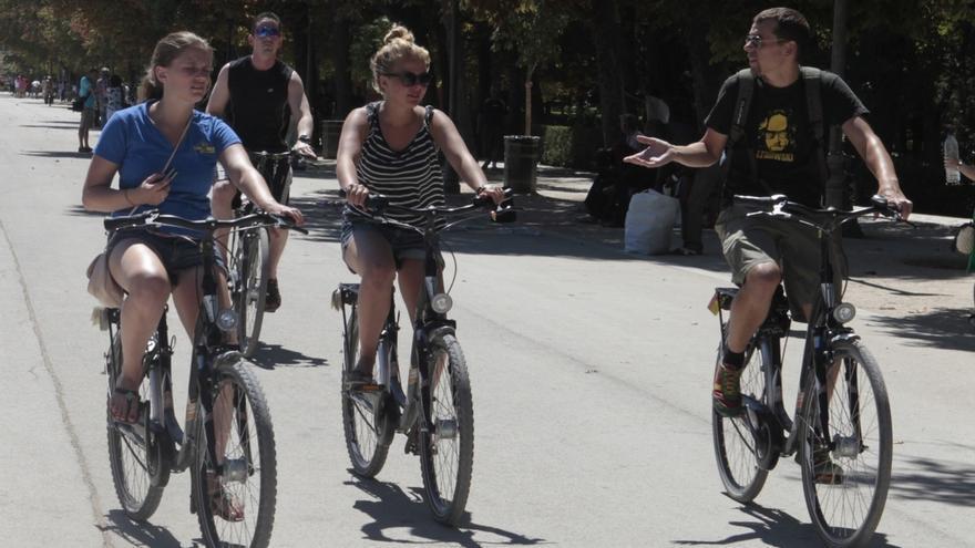 Gipuzkoa apoya la petición de la Federación Europea de Ciclistas de elaborar una estrategia europea de la bicicleta