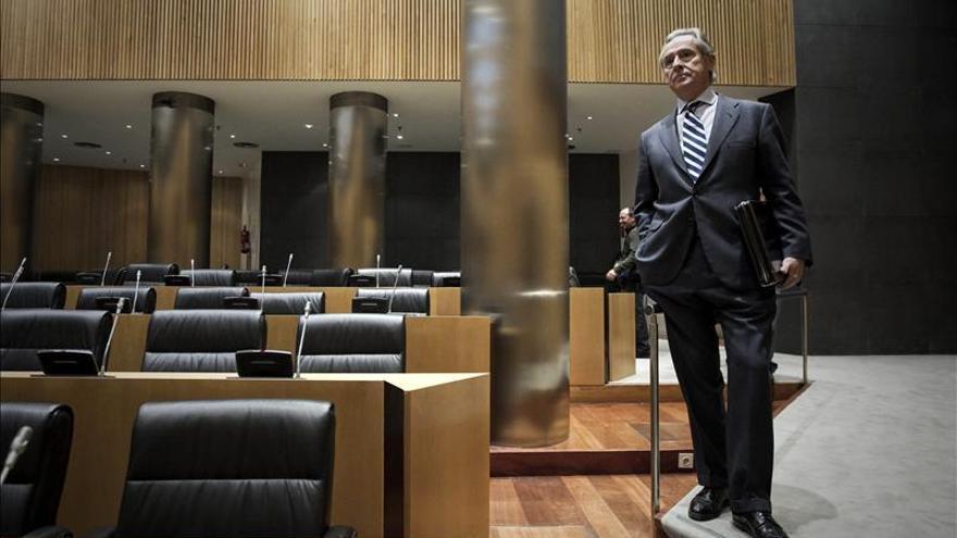 El juez del caso Blesa acepta tramitar su recusación y pide opinión a las partes