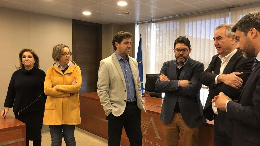"""El PP regional acusa a la Comisión de Seguimiento del AVE de """"carecer de sentido"""""""