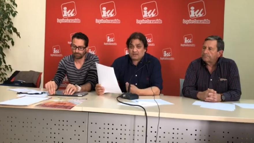 Dirección de IU llega a un acuerdo con la federación asturiana y garantiza la consulta sobre la confluencia con Podemos