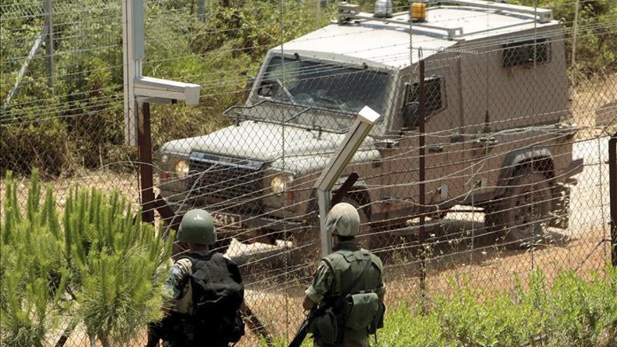 Tres inculpados en Líbano, uno de ellos miembro de FINUL, por espiar para Israel