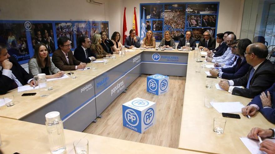 La gestora de Cifuentes realizará una auditoría de la gestión en el PP de Madrid