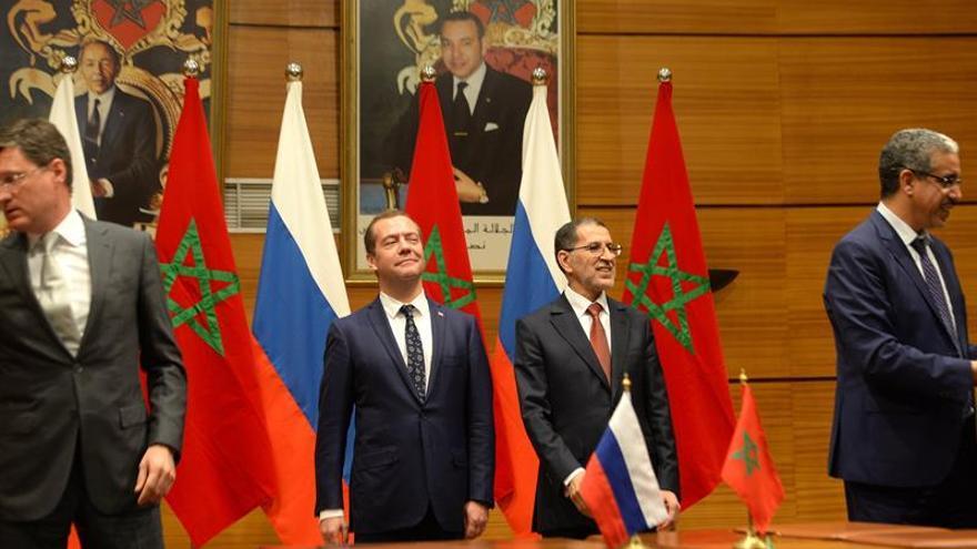 Marruecos negocia con Rusia la adquisición de misiles rusos tierra-aire