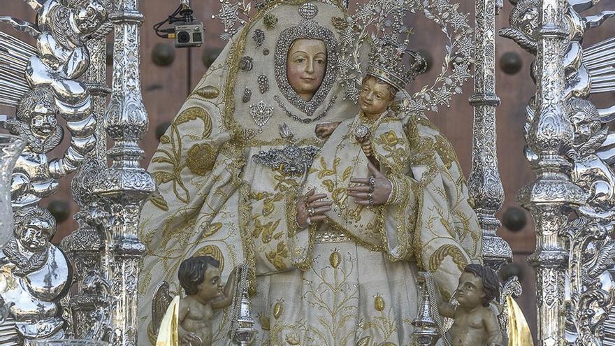 Virgen del Pino. (Flickr CabildoGC)