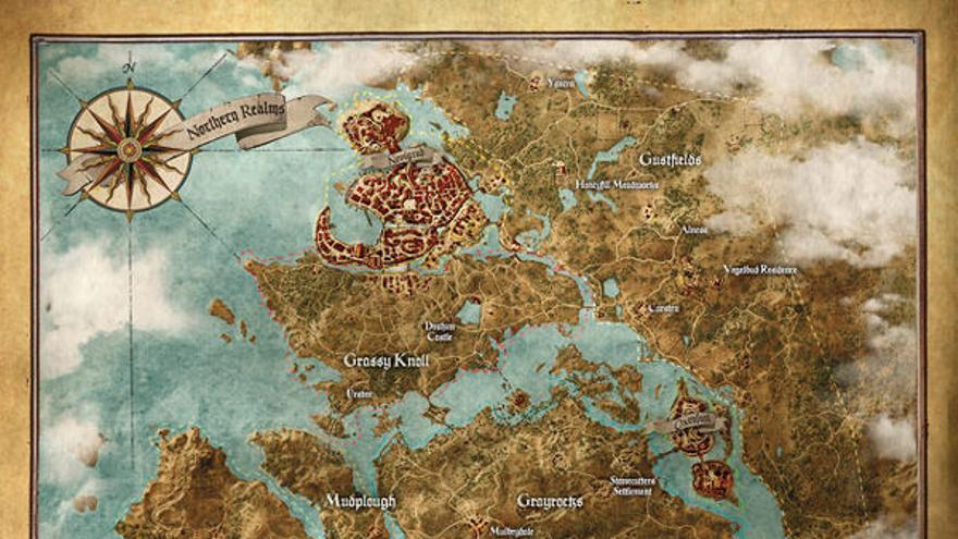 Geralt podrá navegar en The Witcher 3