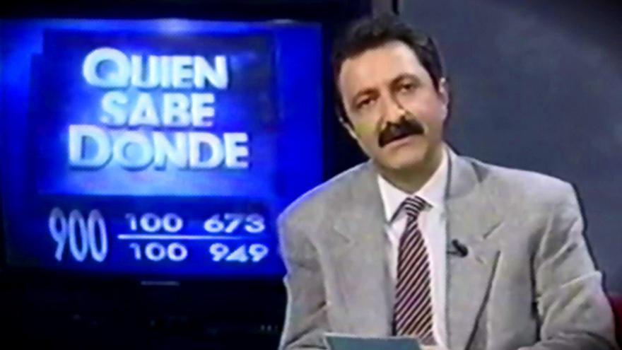 Paco Lobatón revela la verdad de un caso mítico en 'Quién sabe dónde'
