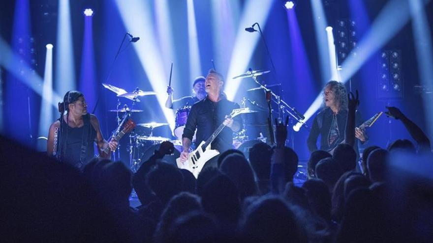 Metallica, cuenta atrás para el renacimiento