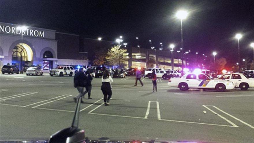 Investigan un tiroteo sin reporte de heridos en un centro comercial en EE.UU.
