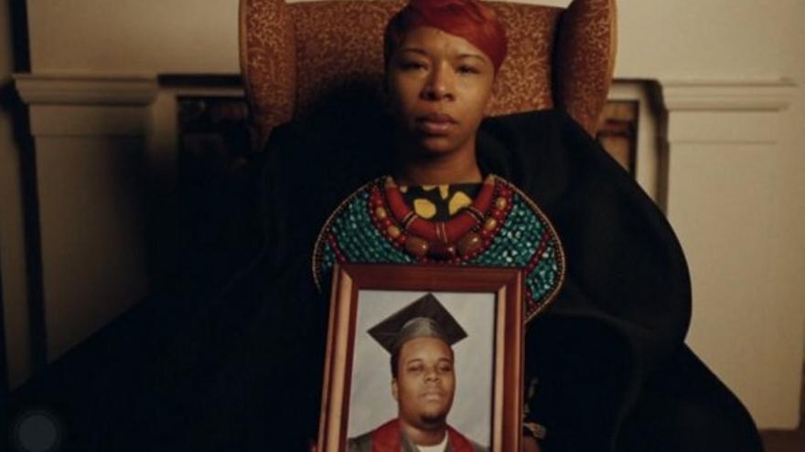 La madre de Michael Brown en las imágenes del álbum 'Lemonade', de Beyoncé