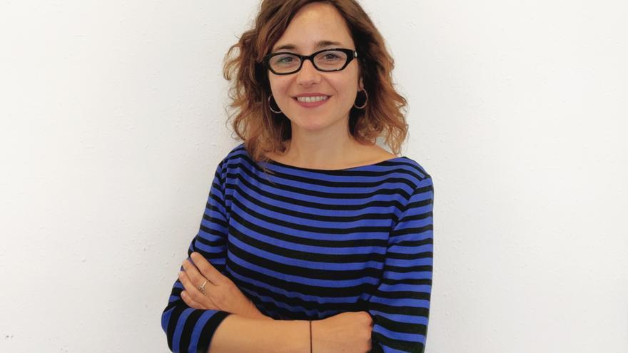 Mònica Nadal, investigadora de la Fundación Jaume Bofill / Foto cedida