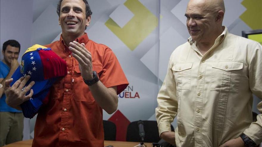 La oposición ganaría la legislativas con un 35 por ciento de ventaja en Venezuela, según un sondeo